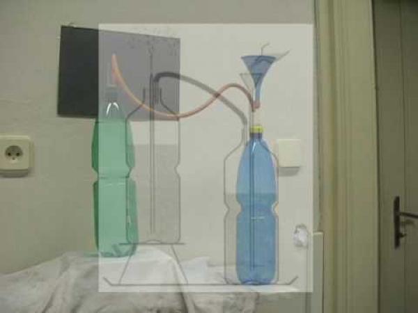 Zajímavé pokusy s PET lahvemi