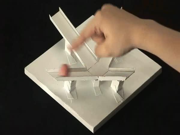 Optická iluze - Hrátky s magnetem