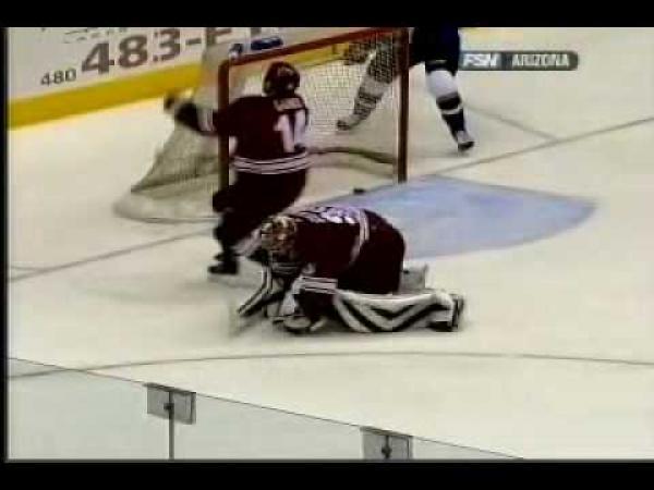 NHL - Alexander Ovechkin - nádherný gól