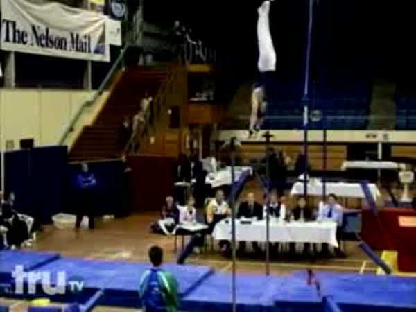 Gymnastika bolí