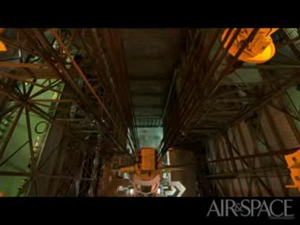 Fast Motion - Příprava raketoplánu na start