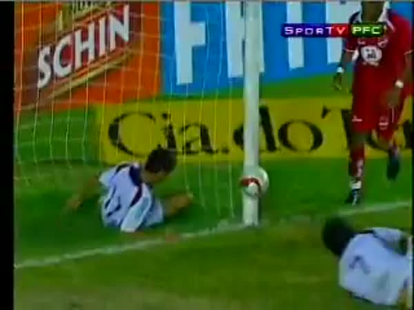 Fotbal - Kuriozní zranění