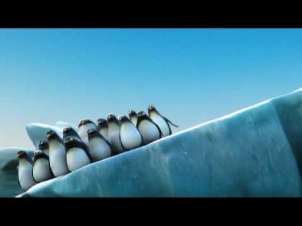 Tučňáci jsou chytrá zvířátka [reklama]