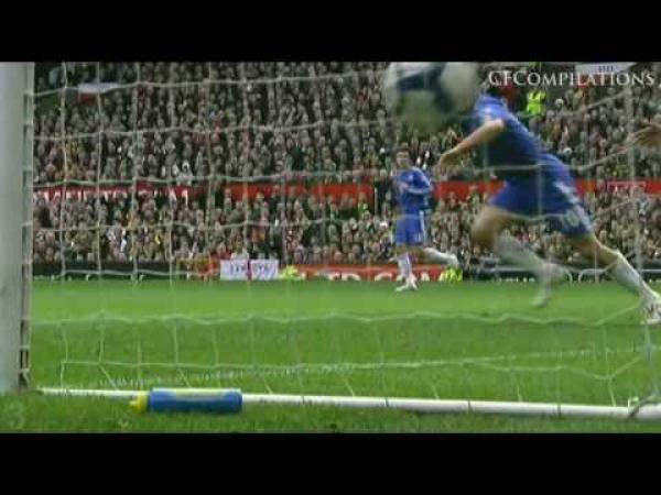 TOP 10 - Fotbal - FC Chelsea - nejlepší góly