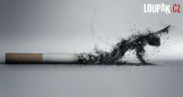 OBRÁZKY - Origínální reklamy proti kouření