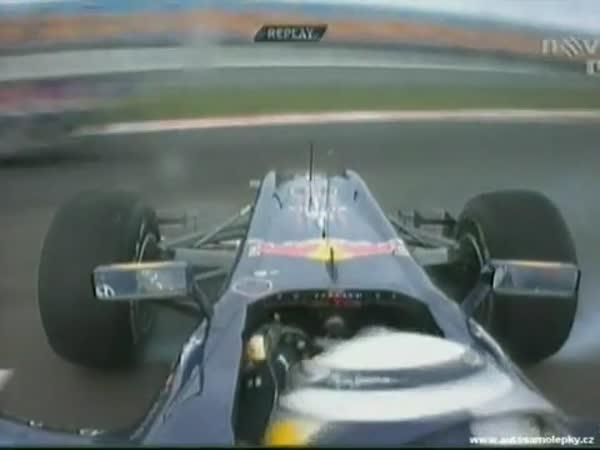 Formule 1 - VC Turecka - Webber vs. Vettel