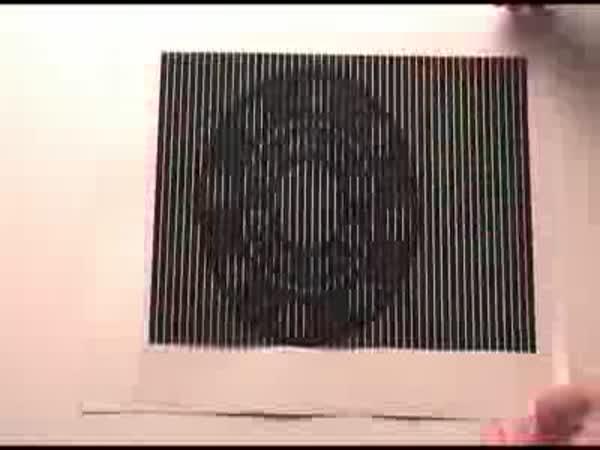 Optická iluze - pohyb 2.díl