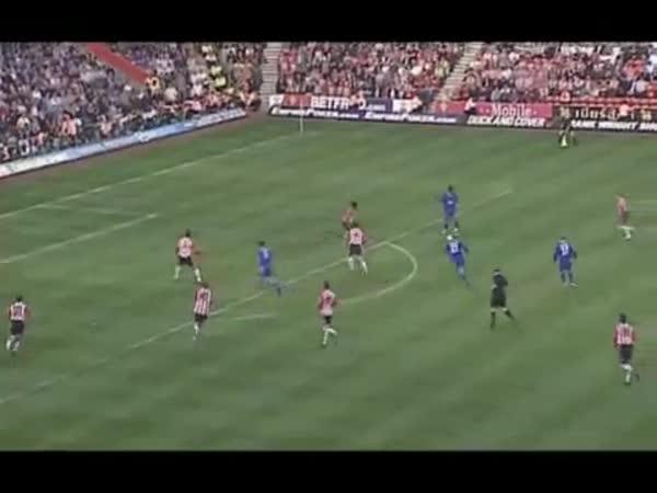 Fotbal - Nádherné týmové akce