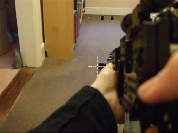 LEGO - Sniper puška