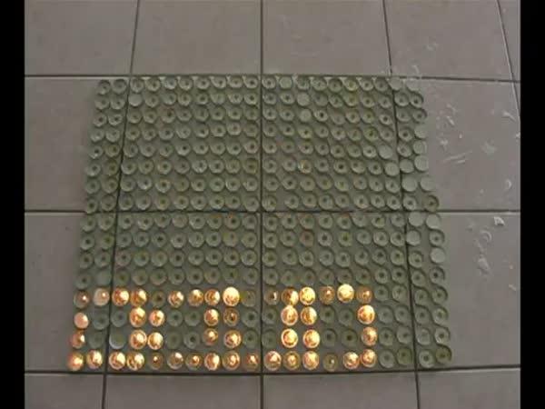 Stop motion - Čajové svíčky
