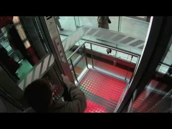 Raketový výtah