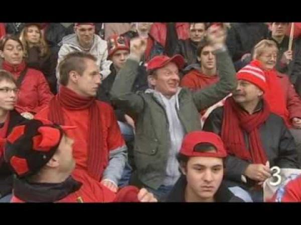 10 osvědčených rad - Na fotbalovém stadionu
