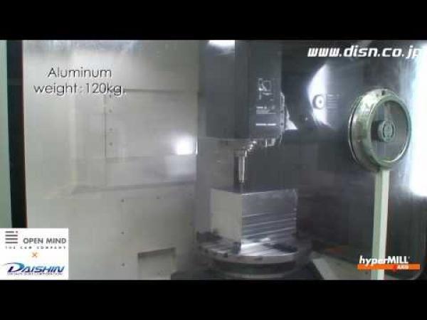 CNC stroj - Helma