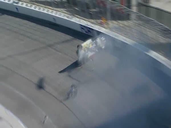 NASCAR - nehody III. [kompilace]