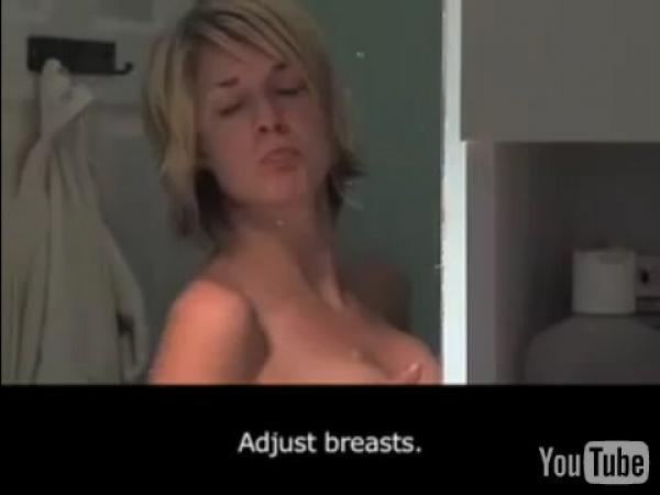 Jak se sprchují muži a ženy