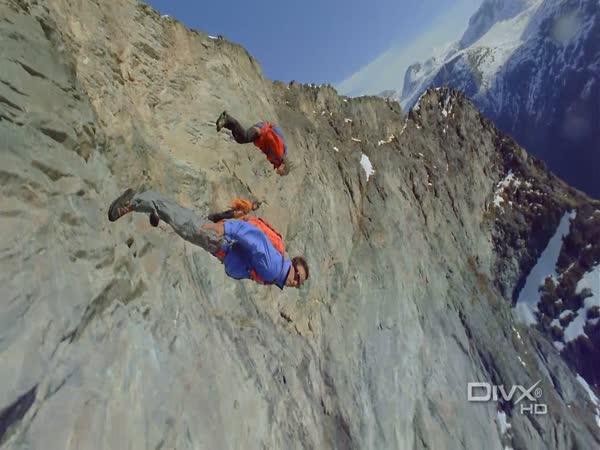 Adrenalin - Skoky ze skály