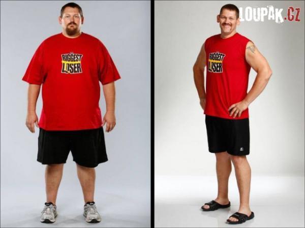 OBRÁZKY - Ti, kteří dokázali zhubnout