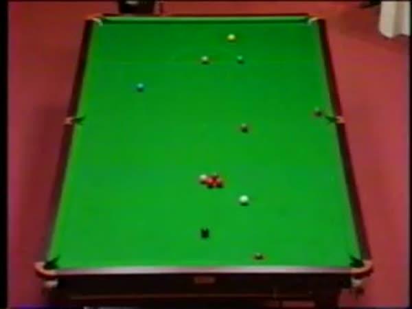 Snooker - Nepovedené tahy