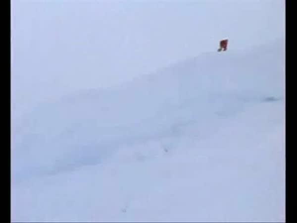 Snowboarding - úžasné kousky