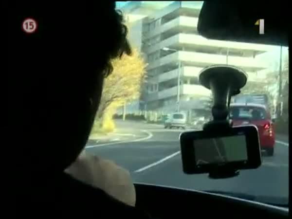 Slovenská GPS Navigace
