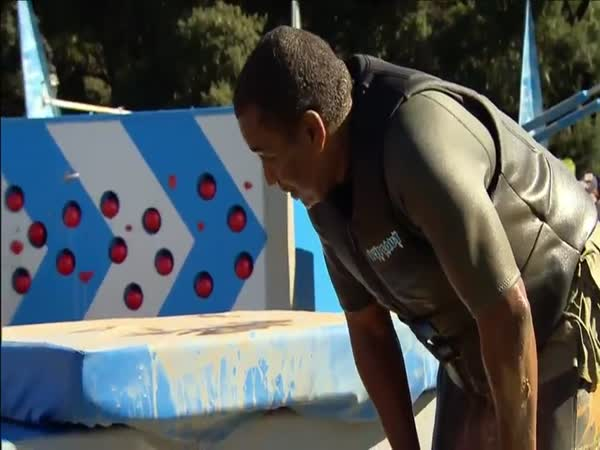 TOP 10 - Wipeout momenty