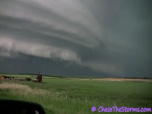 Bouřka - Děsivá mračna II