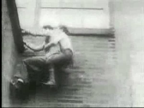 Parkour a Free runnig před 80 lety