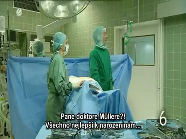 10 osvědčených rad - Chirurg operuje