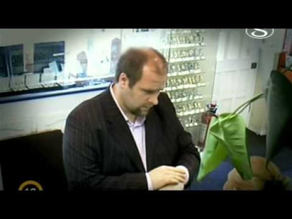 Mistři Švindlu 4 - Rolexky