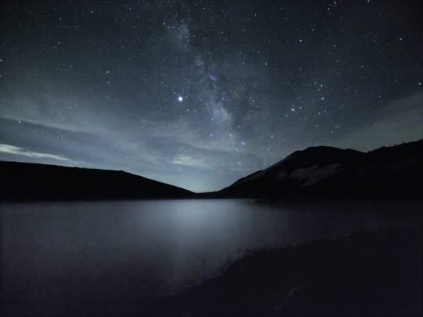 Zrychlené záběry - Jezero