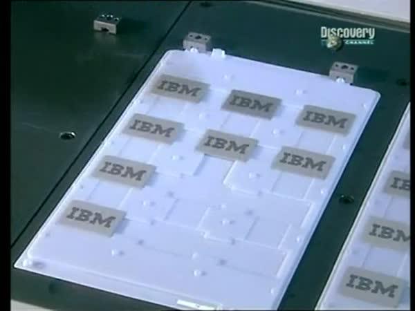 Jak se dělá Procesor