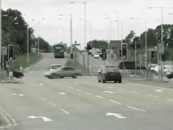 Obrovské štěstí na silnici 3.díl