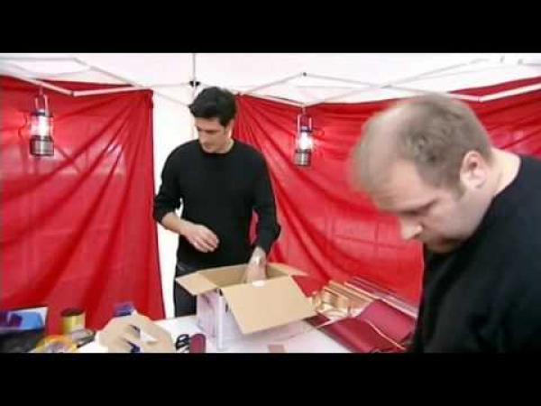 Mistři Švindlu 8 - Balení dárků