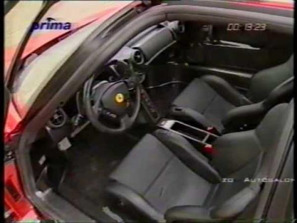 Představení automobilu - Ferrari Enzo
