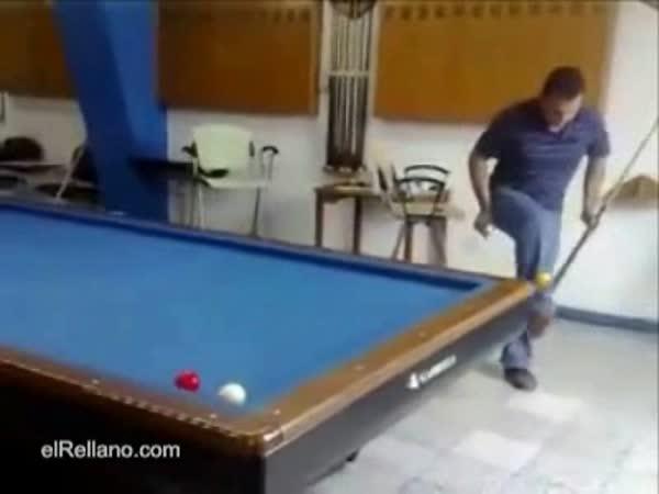 Borec - Kulečník a Freestyle