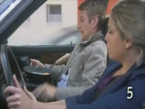 10 osvědčených rad - Splujezdec v autě