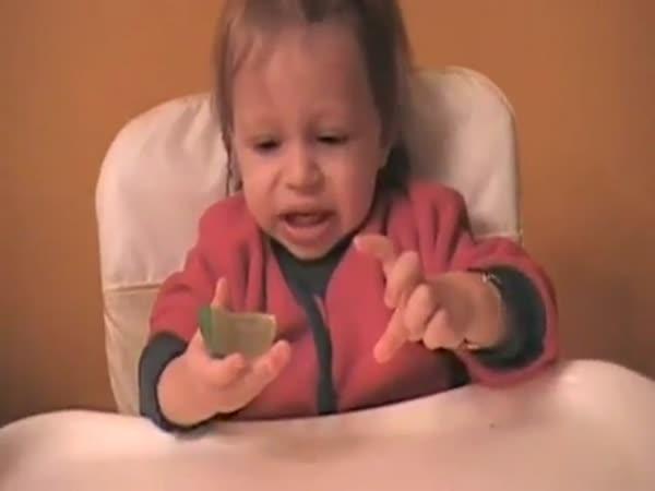 Děti poprvé ochutnají citron