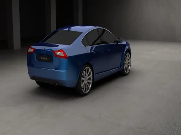 Koncept - Škoda Octavia III.