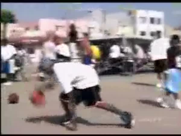 Streetball - Freestyle triky