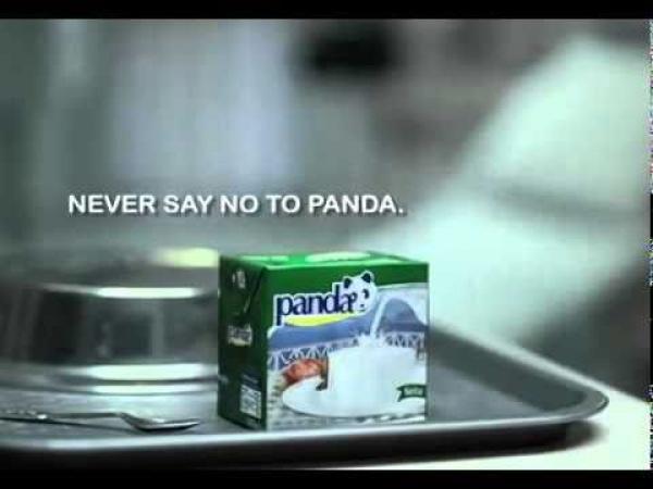 Nikdy neříkej NE pandě [reklama]