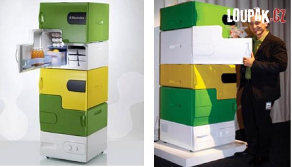 OBRÁZKY - Originální ledničky