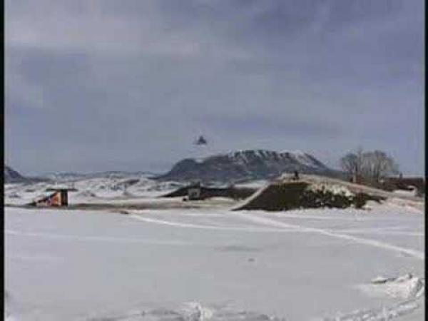 Světový rekord - Sněžný skútr