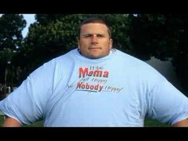 Světový rekord - Nejvíce triček na těle