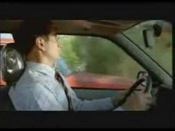 Sarkastická důchodkyně - Reklama