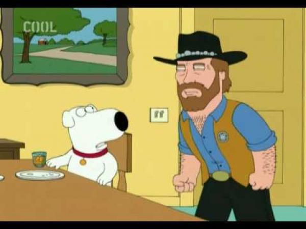 Griffinovi - Chuck Norris