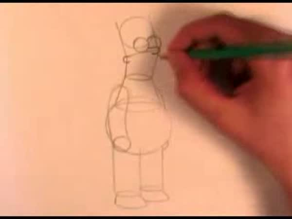 Malujeme Simpsonovi