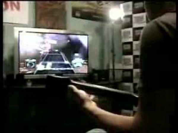 Borec - Guitar Hero rekord