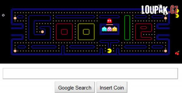 OBRÁZKY - Originální Google loga