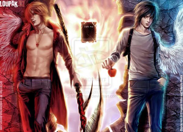 Nejlepší z oboru - 7 Manga a Anime