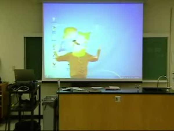 Promyšlená prezentace ve škole